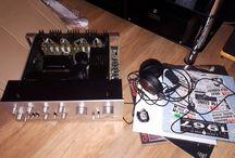 Pioneer sa-9500 Mk1 / Main audio