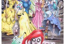 Zombie disney