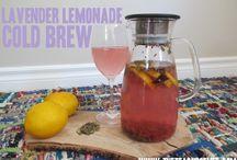 tea infused recipes