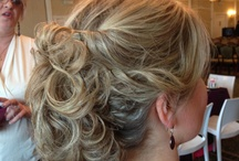 Brides and Weddings / The beautiful brides and bridal parties whose hair and/or makeup was done at a Beach Plum Spa.