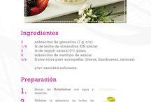 Saludable / Alimentos recomendables