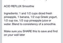 Gut Stuff / Fighting acid reflux