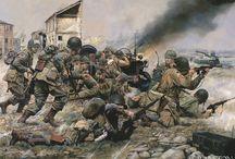 Pintura y Guerra