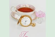 Tea Time / by Barbara Stevens