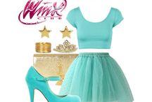 Winx Club Style