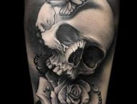 Tattoos / by Casie Harris