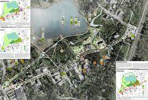 Landscape / Urban design, landscape architecture