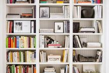 books||shelves