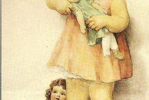 Childhood Illustrations