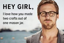 Hey Girl / Funny thoughts...