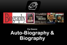 """GOG! Auto-Biography & Biography / Go On Girl! Book Club For Genre: Auto-Biography & Biography This board is for books you have read (and loved) OR would like to add to your """"wish list"""" to suggest to other members."""