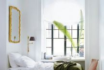 Master Bedroom / by Sheena Wenberg