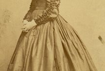 Mid 1800s Dress Trimmings