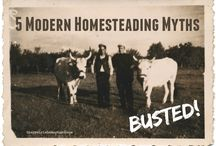 {Homesteading} General Resources