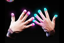 LED Gloves / LED4Fun® | LED Products & LED Party Supplies Shop for awesome LED products online! LED party supplies, LED accessories, LED toys, LED ice cubes... All in LED4Fun! Let's enjoy the light! www.iLED4Fun.com