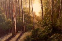 2. My artwork -Landscapes