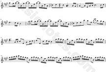 Nota keman ve piano