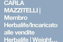 Mazzitelli Carla / Nutrizione - benessere - lavoro