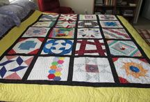 Quilting / by Brenda Critell