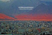 Kermanshah / Attractions & Landscape