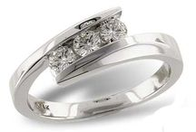 Wedding Rings / Engagement and Wedding Bands