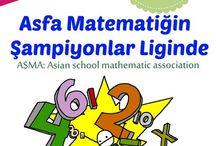 ASFA Matematiğin Şampiyonlar Ligi'nde / ASFA Matematiğin Şampiyonlar Ligi'nde