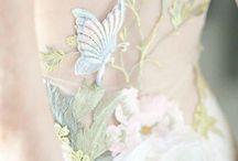 Gaun pengantin unga