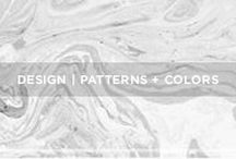 // M O T I F S + C O L O R S / Design - patterns & colors