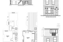 London Terrace Housing Drawings