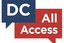DC All Access / DC All Access, hosted by Tiffany Smith and Blair Herter, takes you behind the scenes of DC Entertainment, covering comics, TV shows, video games and more. / by DC Comics