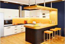 ideias cozinha lounge