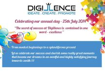 Occasions / Celebration - Digillence Rolson / We are proud of our electrifying journey and our new identity as Digillence Rolson. Let us join our hands to emerge as the best team in the world. Become a part of our joyous celebration on our Occasions. Cheers!!!  http://on.fb.me/1nnDPRc  #DigillenceRolson #Digillence