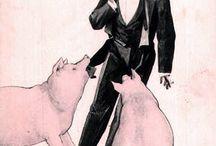 Love my Pigs! / by Jan Moore
