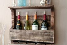 Reuse Pallets / Recycle, Reduce, Reuse by upcycling wooden pallets. / by SimplyStraws