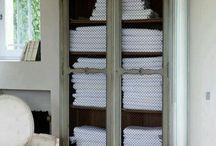 Linnen closet...☆☆☆