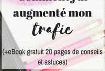 || blog et réseaux sociaux || / Trucs et astuces pour développer et enrichir son blog et ses réseaux sociaux - Blogging - Wordpress - Facebook - Instagram