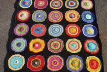 Crochet grany-afghans