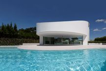Krion Residential Property / A beautiful residential property in Valencia constructed using Krion