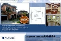 House and Lot / Pinnacle Real Estate Residential House and Lot / by Pinnacle Real Estate Philippines