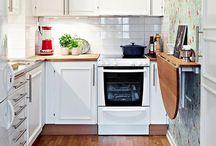 Pratik Evler / Mutfak dekorasyonunda pratik fikirler Emlakjet Haber'de: http://emjt.co/17qv9  #mutfak #dekorasyon #pratik #kitchenidea