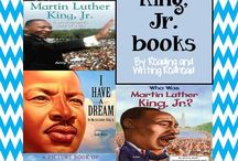 Martin Luther King, Jr. / by Henderson-Wilder Library