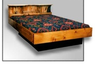Waterbed Hardsides / All beds include a free flow waterbed mattress,  stand-up safety liner, shadow box pedestal and heater with thermostat.  http://waterbedstoday.com/WATERBED_HARDSIDES.html