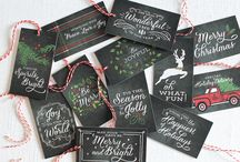 Holiday packaging
