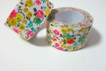 *Masking & Paper tape*