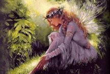 ♥ Fairies ♥ / by CinDee Bedwell