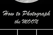 Photograph the moon