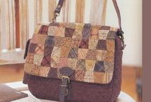 Bags in every variation / Quiltimg and Patchwork
