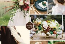 Wedding Inspiration for Fete