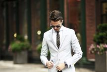 Dapper Style / Style yourself dapper for that next business meeting.
