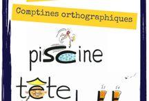 Orthographe / Aide à l'orthographe